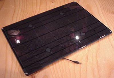 17W Solar Panel by Voltaic