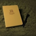 Rite in the Rain 980T : tactical field book (Tan)