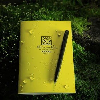 311 : Stapled Notebook (Level)