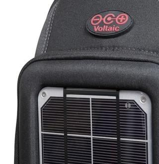 Voltaic Converter Solar Backpack 1025 Face
