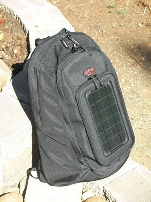 Voltaic Converter : Solar Backpack