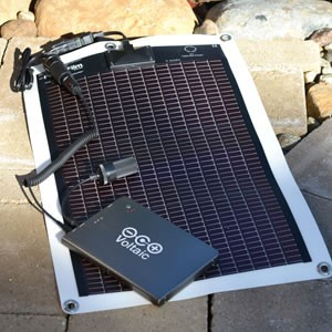 Kayak 7 solar charger