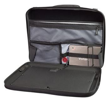 Voltaic Generator Solar Briefcase inside