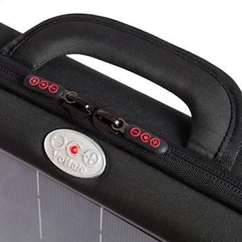 Voltaic Generator Solar Briefcase meter