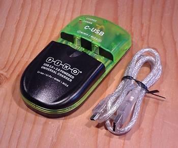 PIXO C-USB Universal Charger kit
