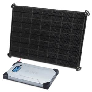 voltaic 17w solar kit v88