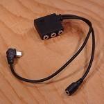 Circuit Box : 2 Panel, 6/12V