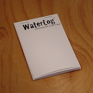 free waterproof notepads