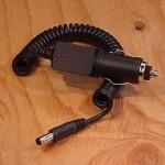 Car/Solar Input CLA Plug for V60 Battery