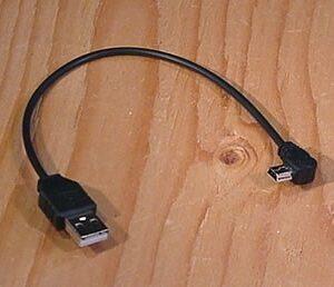 USB to MiniUSB Cable