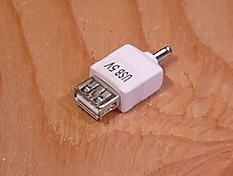 USB Port Connector