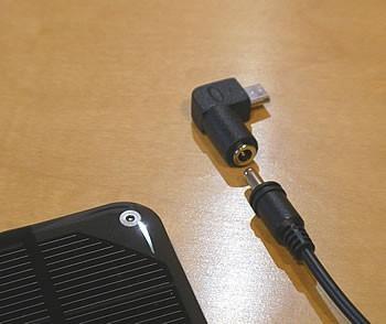 6 Watt 6 Volt Panel - with USB connector