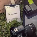 Sherpa 50 Solar Kit - camera charging