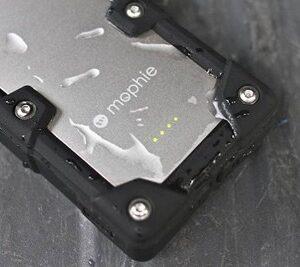 Mophie PowerStation Pro wet