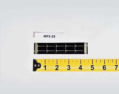 Powerfilm Solar Cell Module : MP3-25