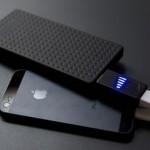 Practical Meter between back-up battery & iPhone