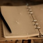 982T : Small Binder Sheets - Tan/Universal