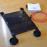 Nepal 6 solar charger