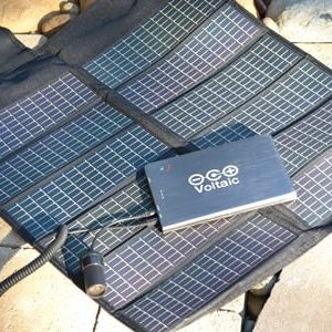 Trek North 10 solar charger kit