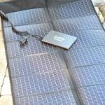 Trek North 30 solar charger