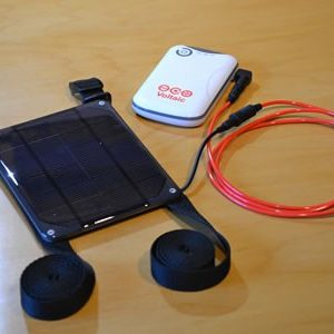 UltraLight 2 solar charger kit