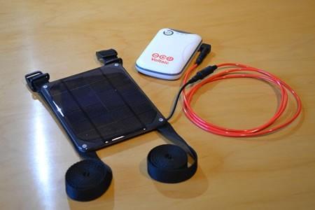 UltraLight 2 solar charger kit