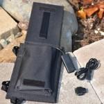 Secur 3 watt solar USB charger