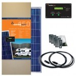RV Solar Kit - 150 Watt
