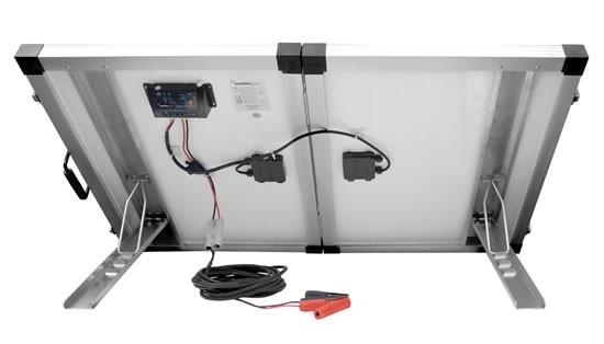 Portable Solar Kit 90 back