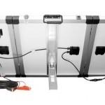 Portable Solar Kit 135 back