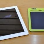 Sun Power Pad 3000 with iPad