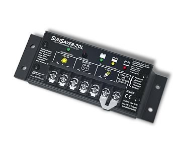 SunSaver 20 Solar Charge Controller