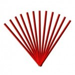 99RR : Mechanical Pencil Refill - Red Lead