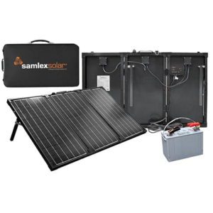 samlex msk-135 folding solar panel
