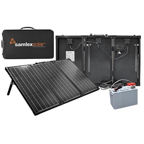 samlex msk-90 folding solar panel