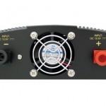 Samlex SAM : 800W AC Inverter back