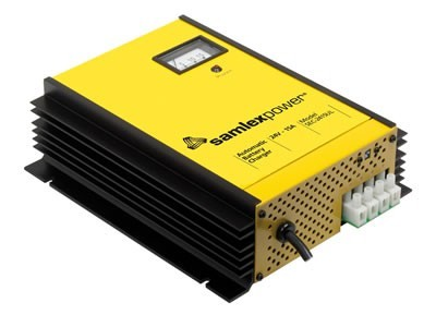 Samlex SEC-2415UL 24v battery charger