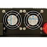 Samlex SAM : 2000W AC Inverter back