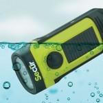 Solar/Dynamo/Waterproof LED submersible