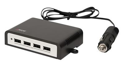 Quad Power Hub 9.6