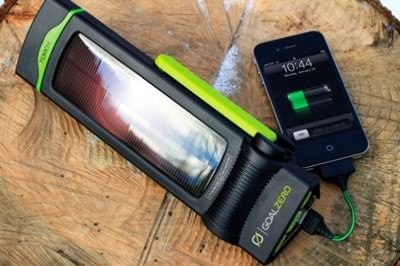 Goal Zero Torch 250 flashlight charger