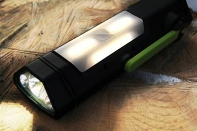 Torch 250 Charger/Flashlight lantern