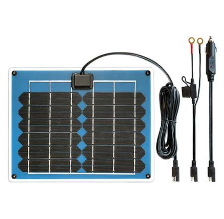 samlex sc-10 suncharger 10w solar trickle charger