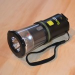 Dynamo USB Lantern/Flashlight