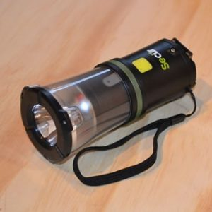 Dynamo USB Lantern/Flashlight