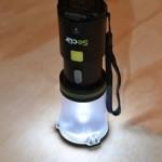 1102 Dynamo USB Lantern - on