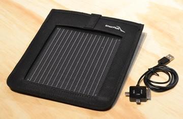 Kickr I solar panel kit