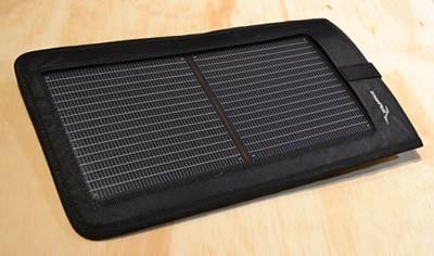 Kickr II CIGS USB solar panel