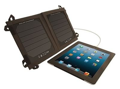 ePanel 5.6 : USB Solar Panel charging tablets