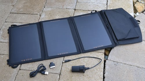 ePanel 18 : USB Solar Panel